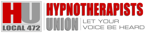 Hypnotherapists Union Local 472 Member