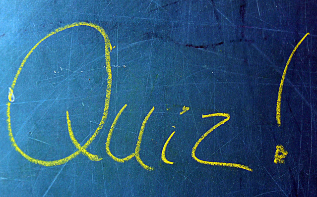 Suggestibility quiz - suggestibility testing in hypnosis.